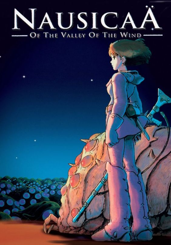 Nausicaä of the Valley of the Wind :)