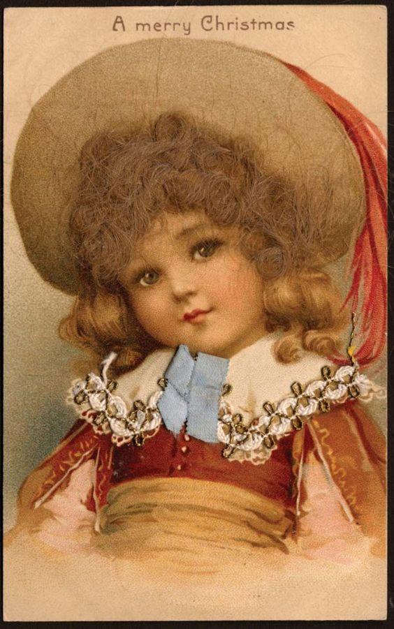 2347: Frances Brundage, Real Hair : Lot 2347 | vintage ...