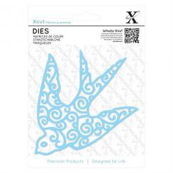 X-cut Dies - Filigree Swallow (1pc)