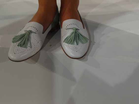 Still dying over these oxfords from Candela