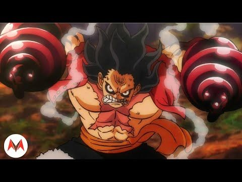 One piece pirate warriors 4 luffy ruffy gear 4 snakeman gameplay moveset preview gif · luffy (snakeman) vs bullet snakeman one piece: Onepiece Stampede Luffy Snakeman Vs Bullet One Piece World Luffy Anime