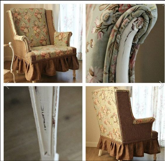 <3 <3 <3 this chair. . .Vintage Cottage Girl's event http://www.facebook.com/events/257083677744329/