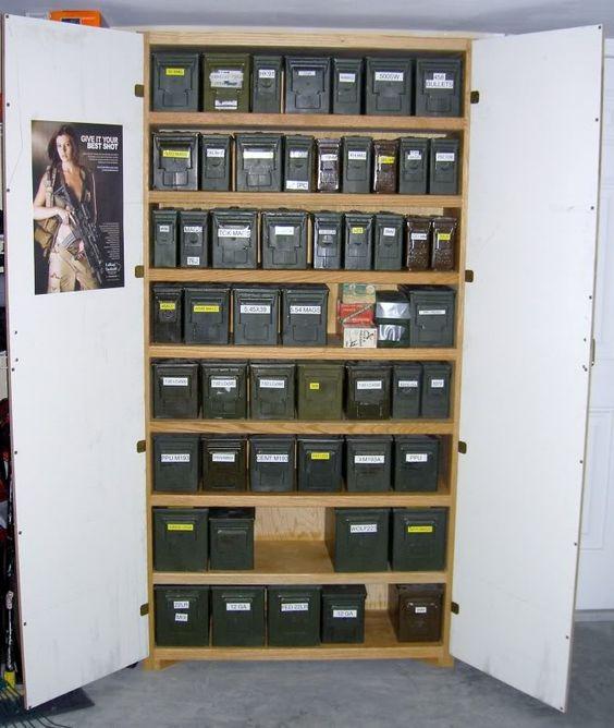 Ammo Storage Shelf Ideas Ar15 Com Archive Tactical Toys Pinterest And