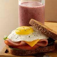 Easy, Quick, Healthy Breakfasts