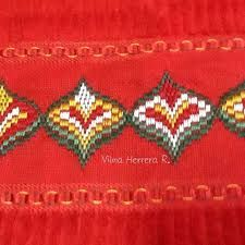 Resultado de imagen para tutoriales de bordado florentino o bargello