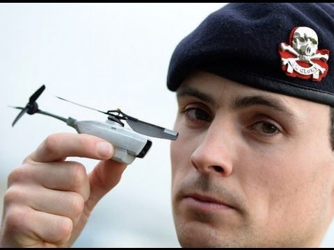 Smallest Military Drone 2016 Blow Your Mind
