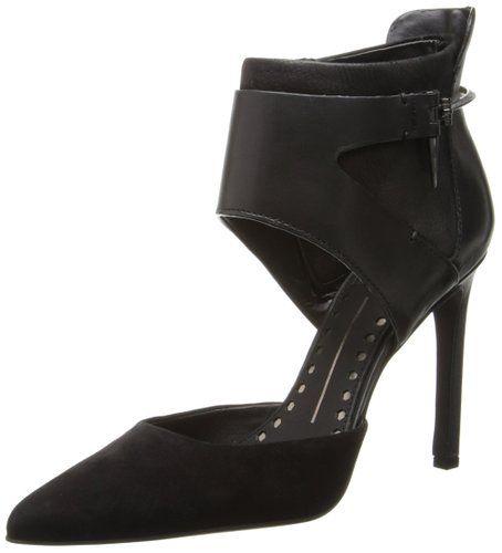 Dolce Vita Women's Kyrena Dress Pump,Black,6 M US