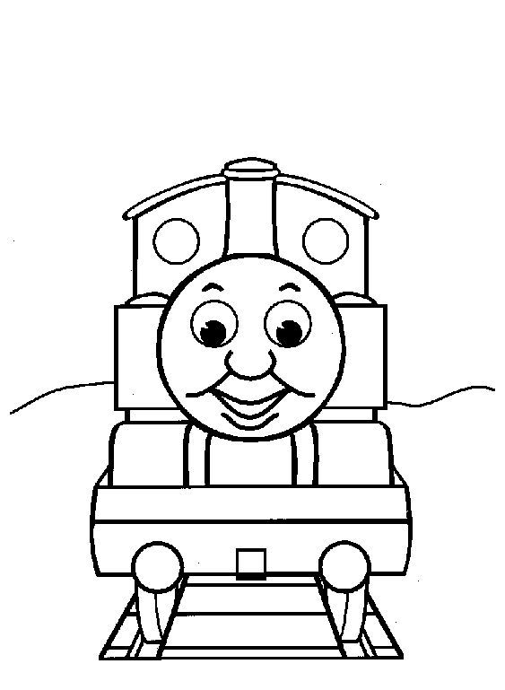 Thomas Train Coloring Pages Printable Paginas Para Colorir