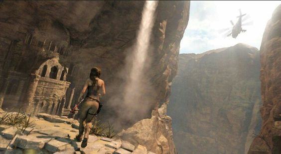 Rise of the Tomb Raider.