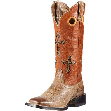 Ariat Ranchero Cheetah Print Boot | Fashion | Pinterest | Boots ...