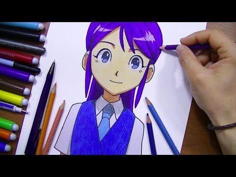 رسم وردة من انمي ابطال الكرة تعلم واستمتع مع متعة الرسم Youtube Detective Conan Art Zelda Characters