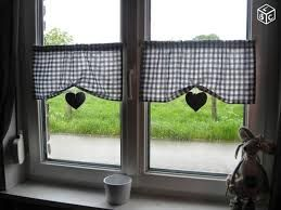 r sultat de recherche d 39 images pour mini rideaux cuisine. Black Bedroom Furniture Sets. Home Design Ideas