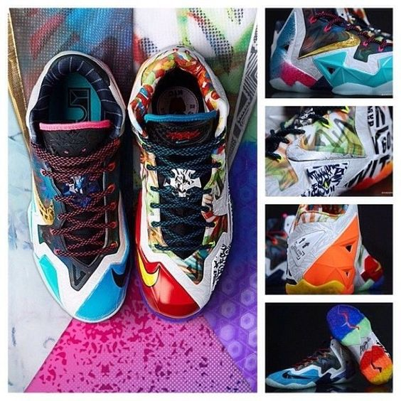 reebok core board - 100% Nike Lebron 11 What The Lebron Size 11 w/ Receipt | Lebron 11 ...