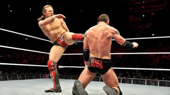 WWE Live Event in Dublin, Ireland, April, 2015: Photos   WWE.com