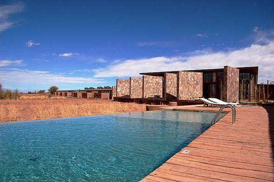 Hotel Tierra, Atacama, Chile