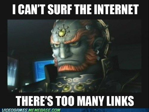 Too many Links...
