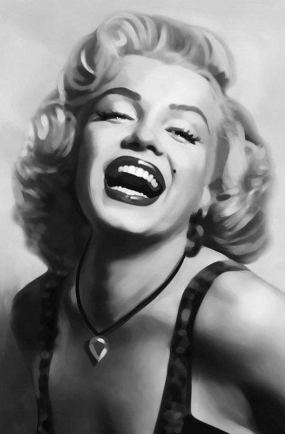 XXL Poster »Giant Art - Marilyn Monroe«