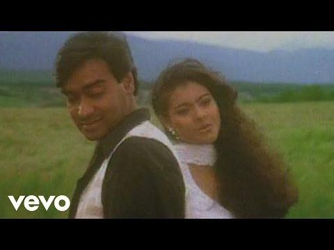 Pyaar To Hona Hi Tha Ajnabi Mujhko Itna Bata Video Kajol Youtube Best Songs Youtube Videos Bata
