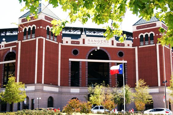 Texas Rangers Ballpark at Arlington