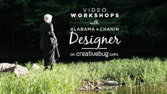 Natalie Chanin is the founder and creative director of Alabama Chanin. Her work has been featured in Vogue, Time, the New York Times, and Town