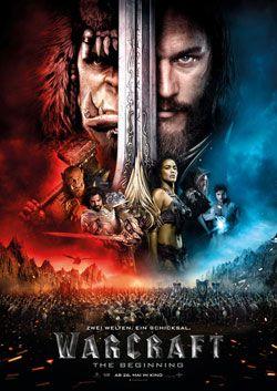 """""""Warcraft: The Beginning"""" Alle Termine in Deiner Nähe und Infos auf hepyeq.de"""