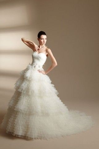 Jasmine 2012 Couture: Volume II - Spring 2012, wedding dress