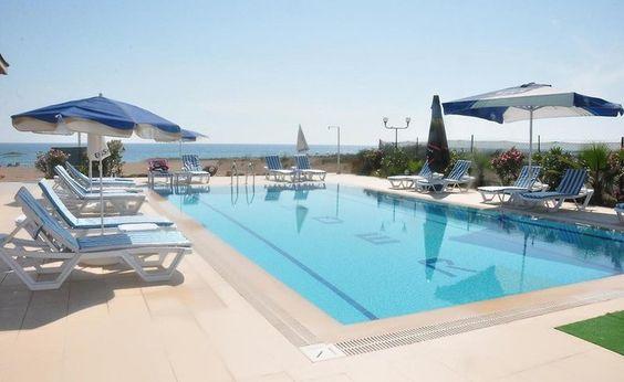 Last Minute Türkei Kracher: 7 Tage im 3-Sterne Strandhotel mit Halbpension, Außenpool, Flug + Transfer ab 247 € - Urlaubsheld | Dein Urlaubsportal