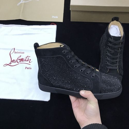 cheap christian louboutin men shoes