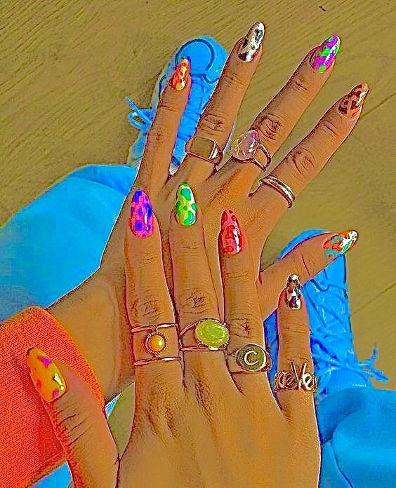 Really Cute Nails Pretty Acrylic Nails Nails For Kids