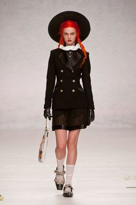 Meadham Kirchoff:Spring/Summer 2014:Review | ELLE UK