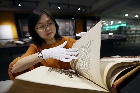 Confesiones de un bibliotecario de libros raros