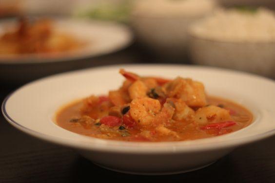Seafood Thai Curry
