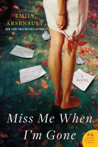#DailyBlogFind - TLC Book Tours: Miss Me When I'm Gone.