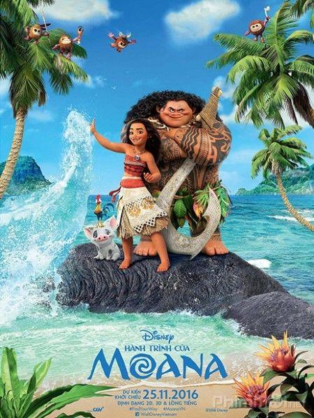 Phim Hành trình của Moana