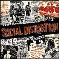Social Distortion- Flyers magnet