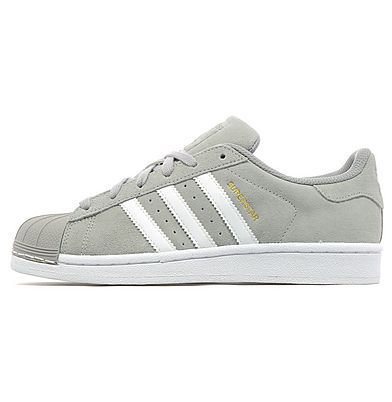 Superstar Adidas Gray