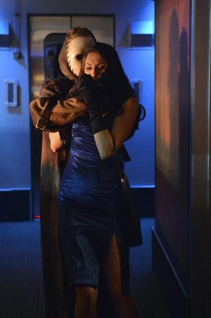 Pretty Little Liars Halloween Episode Photos: A Haunting Train Ride #PrettyLittleLiars #DressAppTV