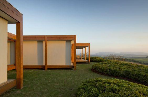 Hotel Fasano Boa Vista, Brazil by Isay Weinfeld