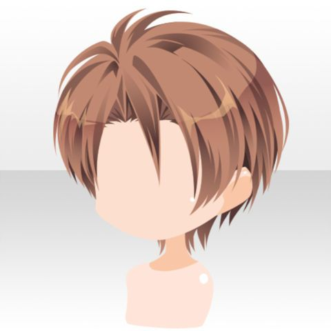 Pin By Skyla887 On Chibi Hair Chibi Hair Anime Boy Hair Hair Art