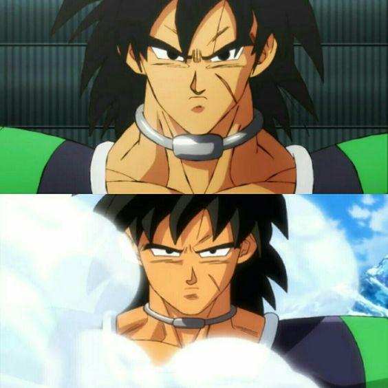 takahashi vs yamamuro dragon ball super broly anime dragon ball dragon ball super dragon ball art