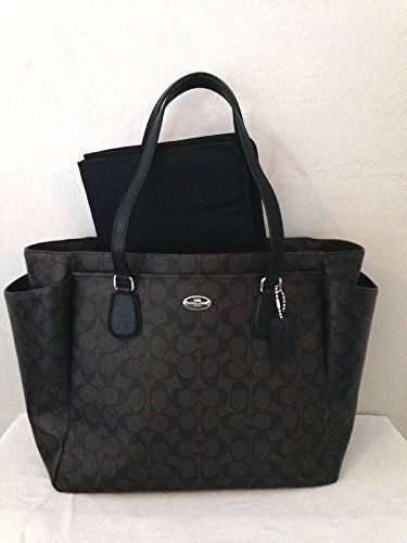 Coach Large Diaper Tote Travel Bag in Coated Canvas F35414  http://www.alltravelbag.com/coach-large-diaper-tote-travel-bag-in-coated-canvas-f35414/