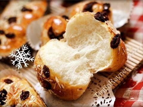 Resep Cinnamon Roll Lembutt Roti Kismis Serat Halus 1 Telur Aja Oleh Tintin Rayner Resep Resep Roti Cinnamon Roll Cinnamon Roll