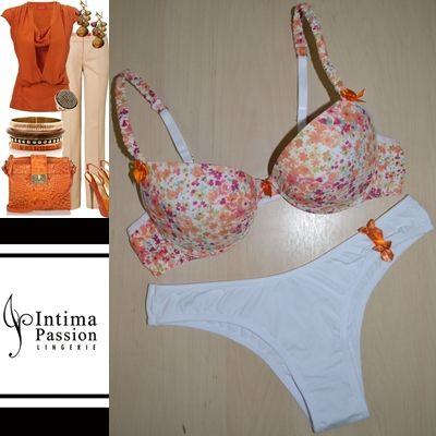 A Intima Passion, sempre tem uma lingerie que combina com você !