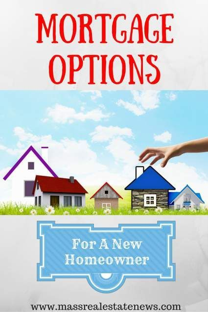 Mortgage Rates Today: Mortgage Options For a New Homeowner
