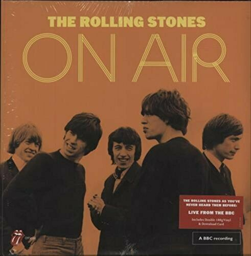 Rolling Stones The On Air 1 Lp In 2020 Rolling Stones Rolling Stones Blues Rolling Stones Vinyl