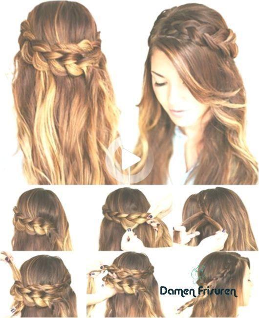 Dirndl Kapsels Maak Jezelf Instructies Het Fantastische Kapsel Bruiloft Lang Haar Maak Jezelf Long Hair Styles Long Hair Do Hair Styles