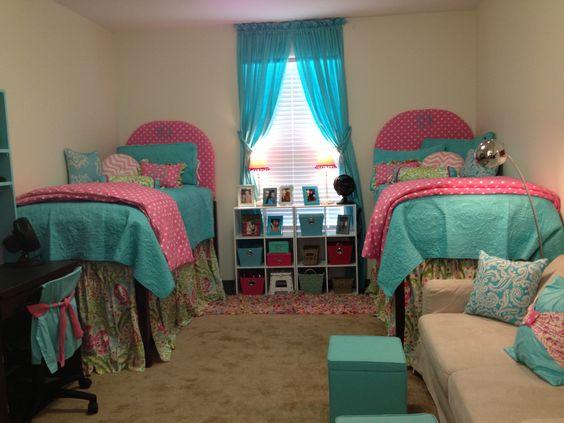 Decorating Ideas > Pinterest • The World's Catalog Of Ideas ~ 091823_Dorm Room Ideas For Triples