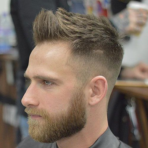 29 Best Short Hairstyles With Beards For Men 2020 Guide Balding Mens Hairstyles Beard Styles Short Beard Hairstyle