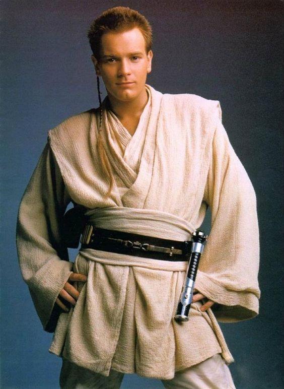 Obi-Wan Star Wars prequels ~ Ewan McGregor