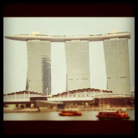 MBS, Singapore